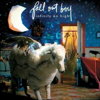 Fall Out Boy Infinity On High 180gm Vinyl 2 LP NEW sealed