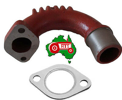 Tractor Exhaust Elbow for Massey Ferguson TEA20 With 4 Cylinder Petrol Engine