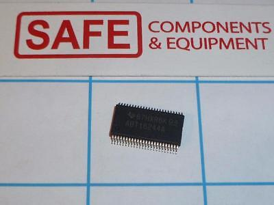 TI 74ABT16244A-CSSC IC 16-Bit Buffer/Line Driver 3-State Out 48-SSOP SMD R43-5