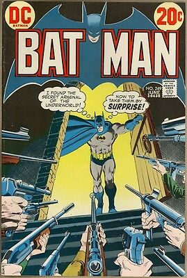 Batman #249 - VF-