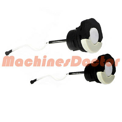 1set Gas Fuel Oil Cap Filler For STIHL Chainsaw # 0000 350 0525, 0000 350 0526