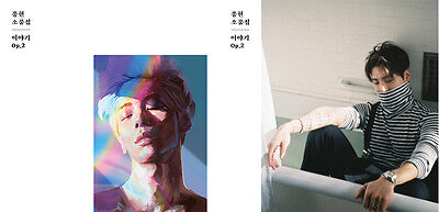 JONGHYUN SHINee - The Collection : Story Op.2 [Random ver.] CD+Poster+Free Gift