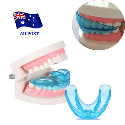 2016 Straight Teeth System for Teens Adults Orthodontic Retainer box cleaning EA