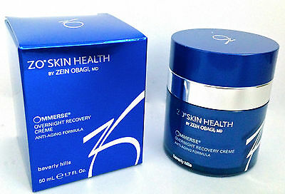 ZO Skin Health - OMMERSE OVERNIGHT RECOVERY CREME 50ml - RRP  £82