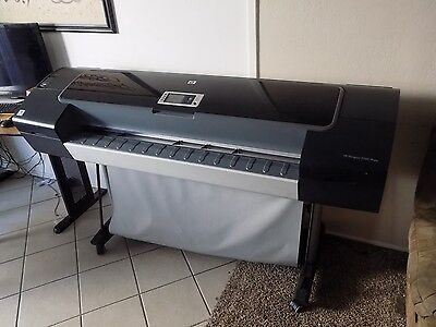 "HP DesignJet Z3100 44"" Large‑Format Color Inkjet Printer"
