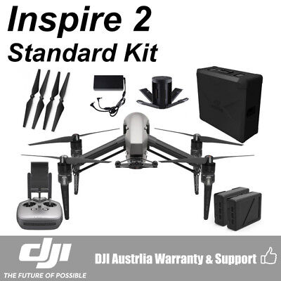 DJI Inspire 2 + Single Remote Without Gimbal Camera [AU Stock]