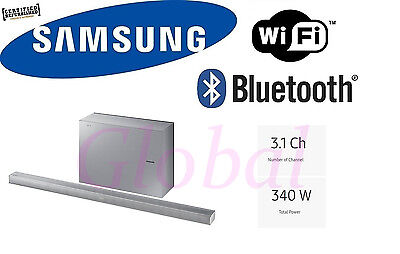 Samsung 3.1CH Wireless 340W Soundbar Subwoofer Bluetooth Sound Bar HWK651