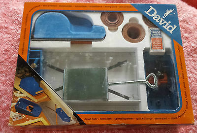 David Combi 4  Finishing Tool Set New In Box Woodworking Hobby Planes
