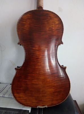 "Master viola 16.5"" Ormati model full hand made  flamed maple back"