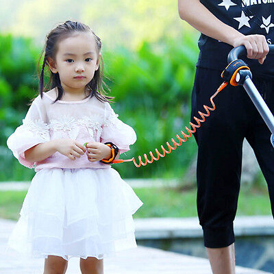 Anti Lost Wrist Link Traction Rope Baby Toddler Kids Safety Harness Child Leash