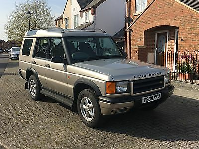 Land Rover Discovery 2 TD5 - Short MOT - Spares Or Repair