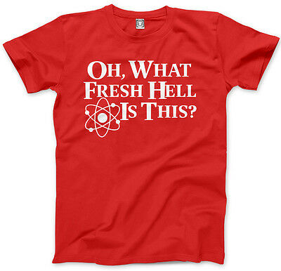 Oh What Fresh Hell Is This Kids T-Shirt