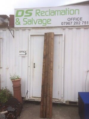 """8ft Treated fence posts 3"""" x 3""""  75mm x 75mm"""