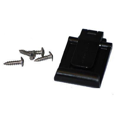 Cambro H05021 Plastic Latch Kit w/ 4 Screws for Camcarrier