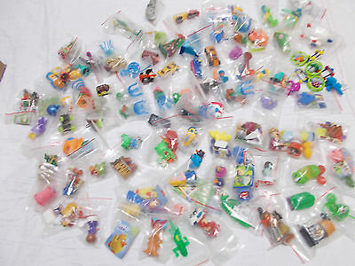 Kinder Surprise Egg Toy Germany Ferrero Magic Candy 100+ piece lot
