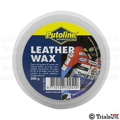 Putoline Leather Wax 200g
