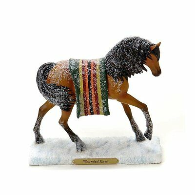 Trail of Painted Ponies Collectible Figurine NIB Wounded Knee 12276 1E/3,234