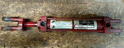 """Prince Manufacturing Hydraulic Tie Rod Cylinder SAE-8408 2"""" Bore x 8"""" Stroke"""