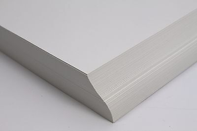 100% Recycled A4 Smooth Natural White 120Gsm Paper. Letterheads, Invitations