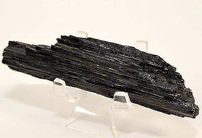 100g Natural Black Tourmaline Schorl Rough Crystal Cluster Mineral Stone Brazil