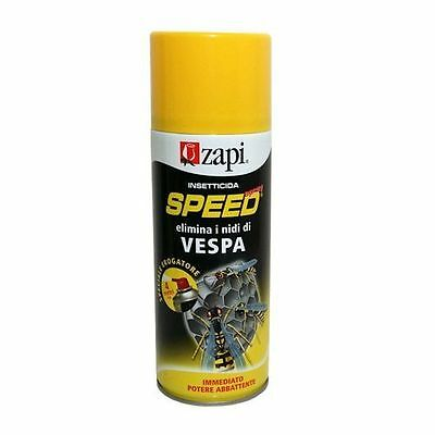 Insetticida Spray Contro Vespe Calabroni Antivespe Zapi Ml 400  (23628)