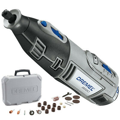 Performance Variable Speed Rotary Tool Kit Reconditioned Dremel 8220-DR-RT