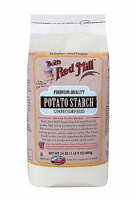 Bobs Red Mill Potato Starch 24 Ounces Pack of 4
