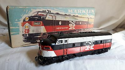 Märklin 3062 Diesellok F7 337 NEW HAVEN in OVP H0/1:87