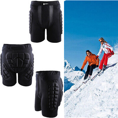 New Short Pants Armor Protect Gear Motorcycle Racing Ski Drop Resistance Pants