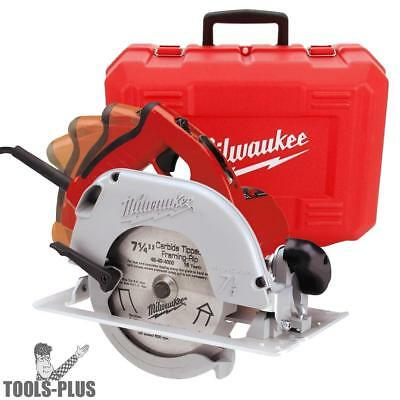 "Milwaukee 6394-21 7-1/4"" Circular Saw with QUIK-LOK cord and Brake New"