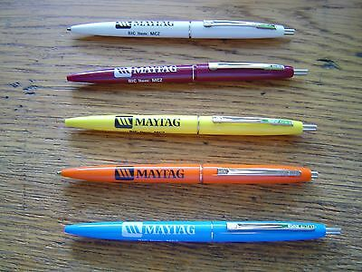 Five Maytag Ball Point Pens