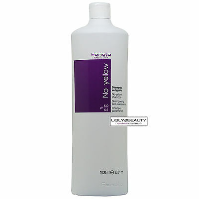 Fanola No Yellow Shampoo 1000 ml / 33.8 fl. oz.