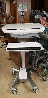 Ergotron SV41-6200-0 StyleView EMR Cart with LCD Arm
