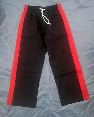 Martial Arts Trousers for Kickboxng, Taekwondo, Karate - Stock Clearance