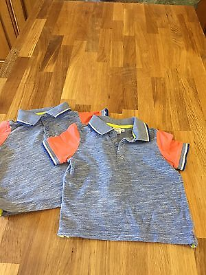 ***TWINS *** T Shirts Age 12-18 Months