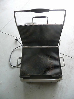 CECILWARE SG-1LG-120 PANINI-SANDWICH-GRILL-NSF-UL-Commercial