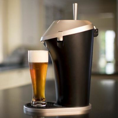 Fizzics Revolutionary Beer System Black £ Silver new sealed