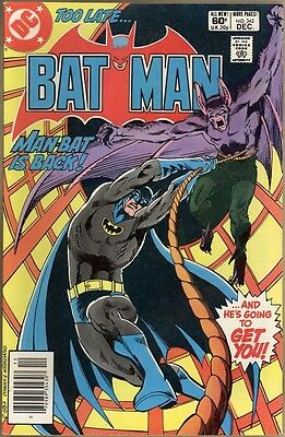 Batman #342 - VF