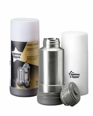 Tommee Tippee Closer to Nature Travel Bottle and Food Warmer ~ Free Shipping! R1