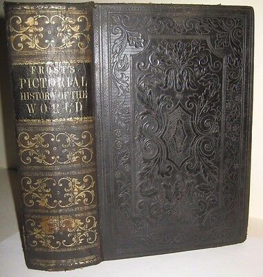 Pictorial World History Ancient Egypt China America Crusades + 540 Picts @ $750