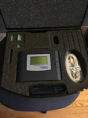 Omega OM-SQ2010 Portable Data Logger