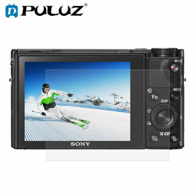 Clear Tempered Glass LCD Camera Screen Guard Protector For Sony RX100 A7M2 A7R