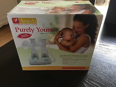 Ameda Purely Yours Electric Double Breast Pump