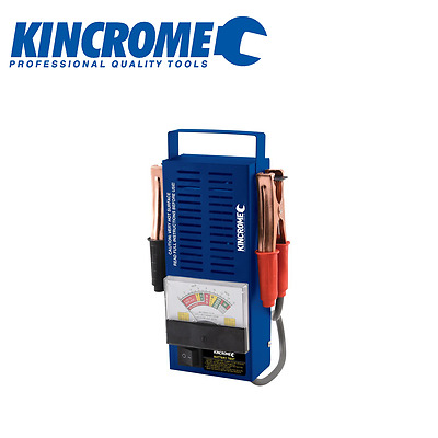 Kincrome - 6V / 12V Battery Load Electronic Tester (<100 Amp Load Test) - KP1460