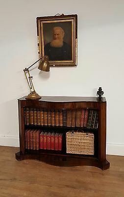 19th century rosewood bookcase