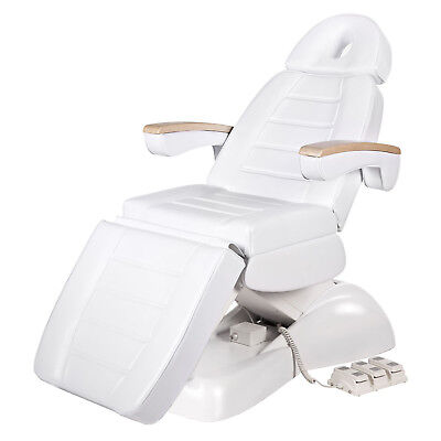Beauty Therapy Spa Relax Bed Massage Couch Treatment Tattoo Table Chair White