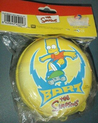 Bart The Simpsons MONEDERO METAL / COIN POUCH