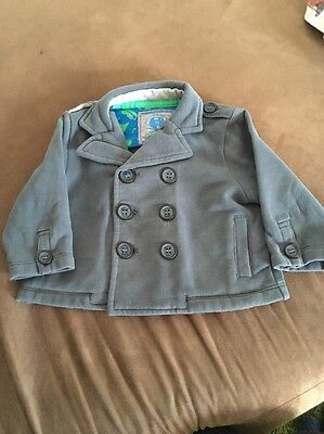Baby Baker By Ted Baker Coat Age 6-9 Months