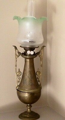 Antique French Lamp Great