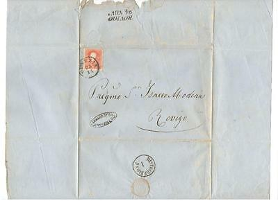 a101 Austria early letter